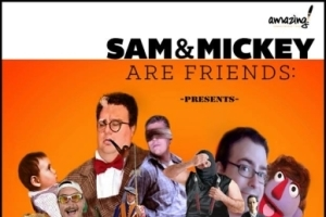 Sam & Mickey Are Friends: Community Service