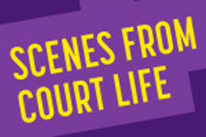 Scense From Court Life, or the whipping boy and his prince