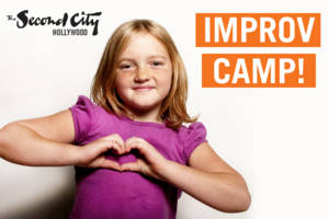 Second City Summer Camp Open House