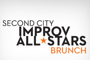 Second City's Improv All Stars Brunch