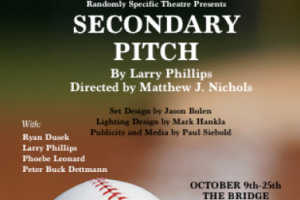 Secondary Pitch