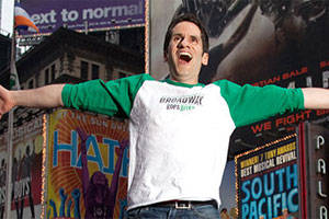 Seth Rudetsky's Broadway Concert Series