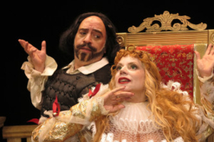 Shakespeare and Elizabeth I: The Reality Show