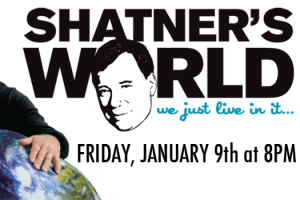 Shatner's World - We Just Live In It