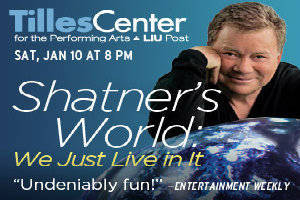 Shatner's World: We Just Live In It