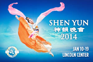 Shen Yun Performing Arts 2014 Tour