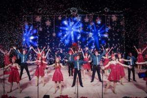 Shooting Stars Holiday Spectacular