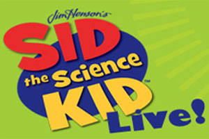Sid the Science Kid – Live!