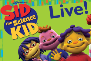 Sid the Science Kid Live