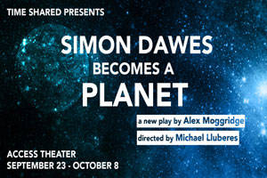 Simon Dawes Becomes a Planet