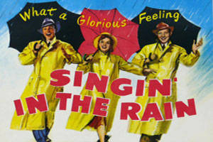 Singin' in the Rain with the NJSO