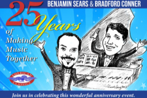 Song Duo Benjamin Sears & Bradford Conner Celebrate 25 Years