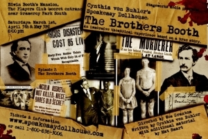 Speakeasy Dollhouse: The Brothers Booth