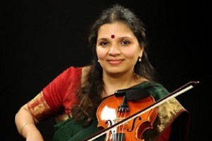 Spiritual Sound of Violin Featuring Kala Ramnath