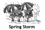 Spring Storm - Spring One-Acts