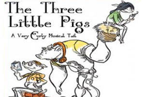 Stiles and Drewe's The Three Little Pigs