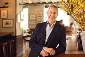 Stirring the Pot: Conversations with Culinary Celebrities - Danny Meyer
