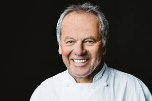 Stirring the Pot: Conversations with Culinary Celebrities - Wolfgang Puck
