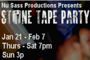 Stone Tape Party