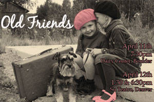Stories on Stage presents Old Friends