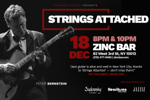 Strings Attached, Featuring Peter Bernstein