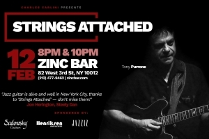 Strings Attached Ft. Tony Purrone