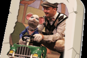 Stuart Little - Live On Stage!