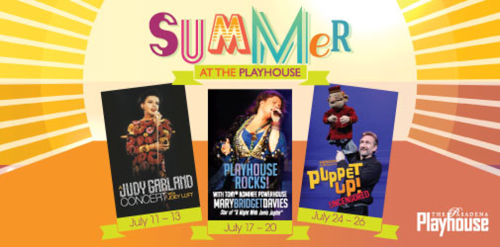 Summer at the Playhouse