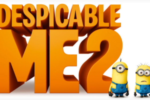 Summer Movie: Despicable Me 2
