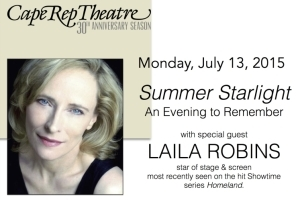 Summer Starlight: An Evening with Laila Robbins