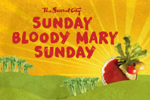 Sunday Bloody Mary Sunday