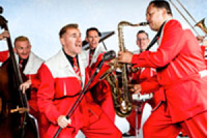 Swing'n the Holidays featuring The Jive Aces