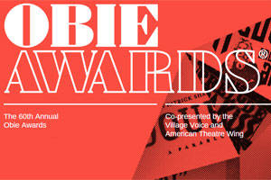 The 60th Annual Obie Awards