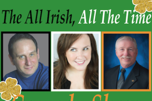 The All Irish, All The Time Comedy Show