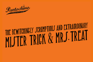 The Bewitchingly Scrumptious and Extraordinary Mister Trick & Mrs. Treat
