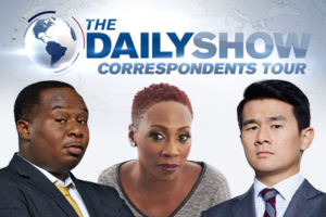The Daily Show Correspondents Stand-Up Tour