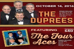 The Four Aces with The Duprees