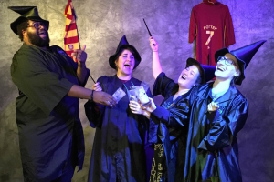 The House Cup: A Harry Potter Drinking Competition