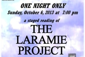 The Laramie Project - A Staged Reading