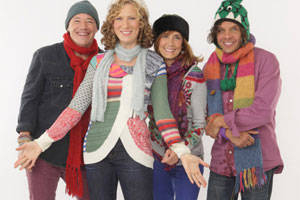 The Laurie Berkner Band - A Holiday Celebration Concert