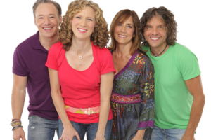 The Laurie Berkner Band Live