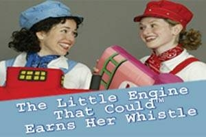 The Little Engine That Could Earns Her Whistle