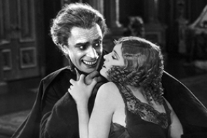 The Man Who Laughs - Silent Film With Live Music