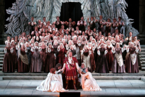 The Met: Live in HD - Mozart's Idomeneo