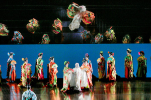 The Met: Live in HD - Puccini's Madama Butterfly