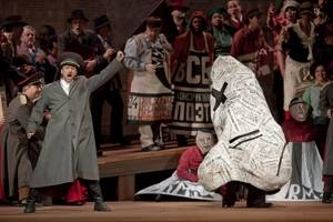 The Met: Live in HD - Shostakovich's The Nose