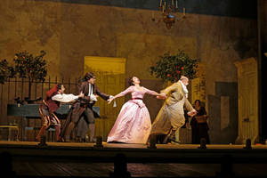 The Met: Live in HD - The Barber of Seville