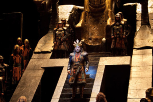 The Met: Live in HD - Verdi's Nabucco