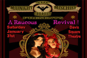 The Midnight Mischief Cabaret Presents: A Raucous Revival