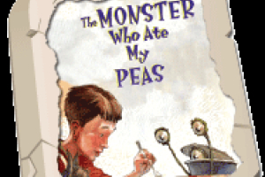 The Monster Who Ate My Peas